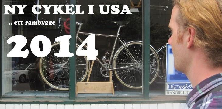 Ny cykel i USA