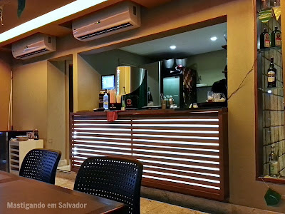 Zaccaria Bar: Ambiente interno