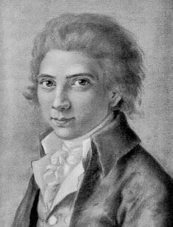 Friedrich Schlegel in 1790