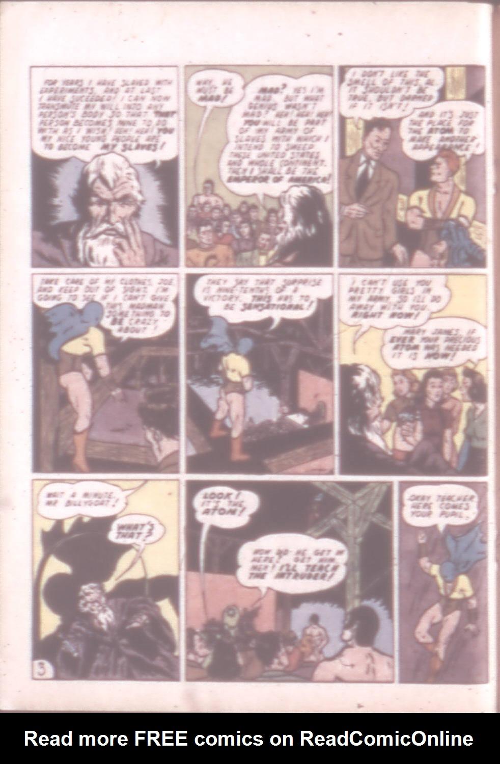 Read online All-American Comics (1939) comic -  Issue #21 - 31