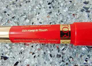 Astor Lipbutter - Keep in Touch - www.annitschkasblog.de
