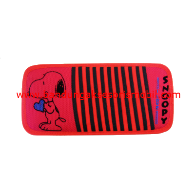 CD Bag Exclusive Snoopy Merah