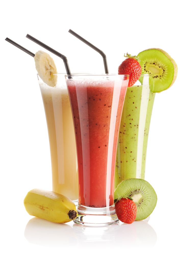 Fruit For The Office: Make a Smoothie Without a Blender