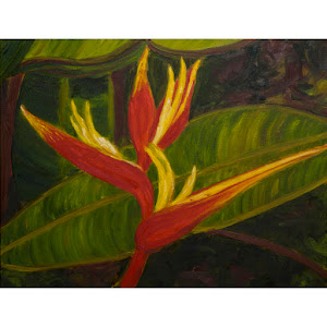 Red Bird Om Paradise II