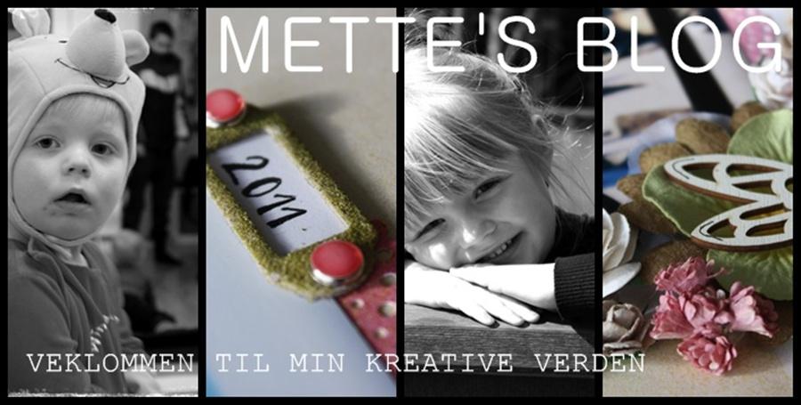Mette's blog