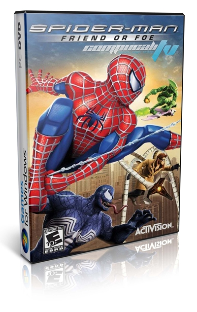 Spider Man Amigo o Enemigo PC Full