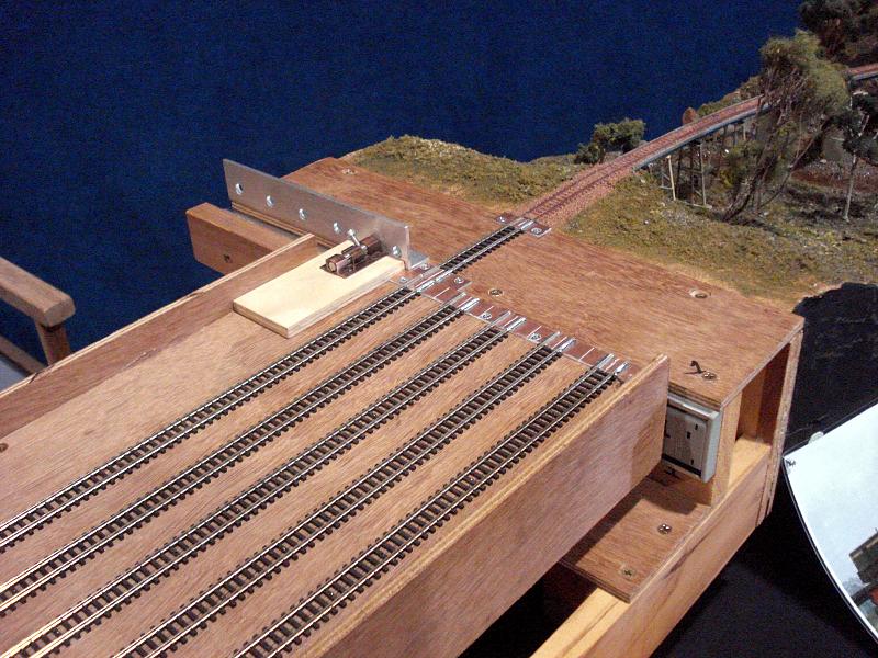 Modular Exhibition Stands Yard : Armchair modeller down under april