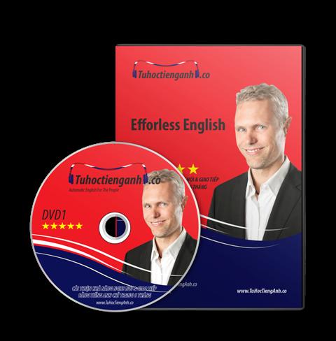 [English | DVD] Trọn Bộ DVD Effortless English - Học Tiếng Anh Hiệu Quả Nhất