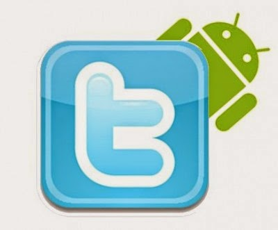 Twitter untuk android | Andromin