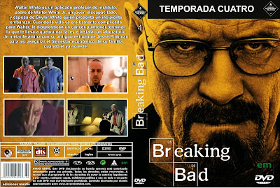 ESTRENOS EN BLU RAY: BREAKING BAD CUARTA TEMPORADA
