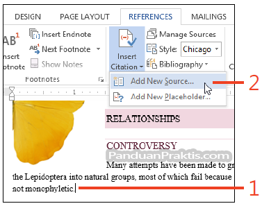 how to add a bibliography in overleaf