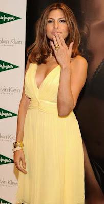 Eva Mendes Gemstone Ring