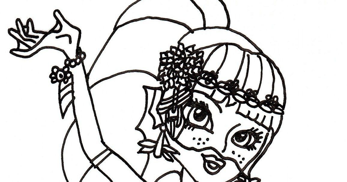 howleen 13 wishes coloring pages - photo#26