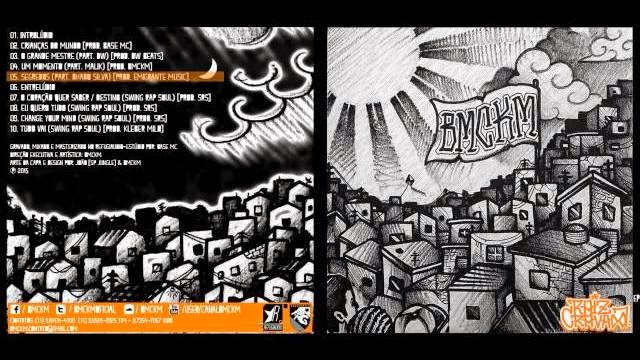 B.M.C.K.M - Raiz Cravada (2015) [EP]