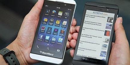 Harga dan Spesifikasi Blackberry Z5