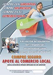 Apoye al Comercio Local