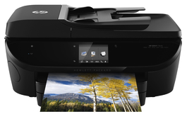 HP Envy 7640 Printer Driver Free Download