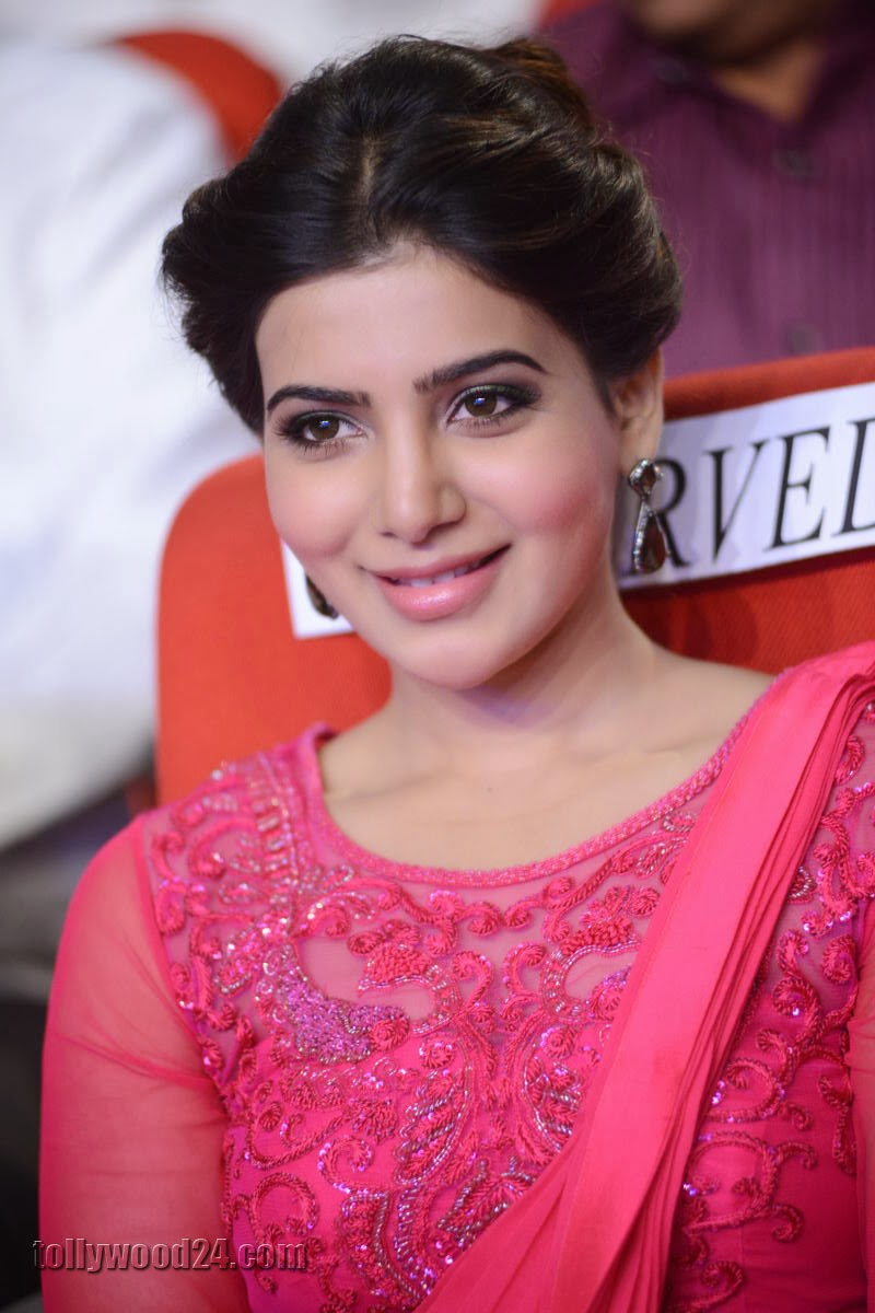 Samantha latest Photos Gallery at Autonagar Surya Audio-HQ-Photo-6