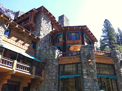 "Explore ""Ahwahnee Resort"" at Yosemite N.P."