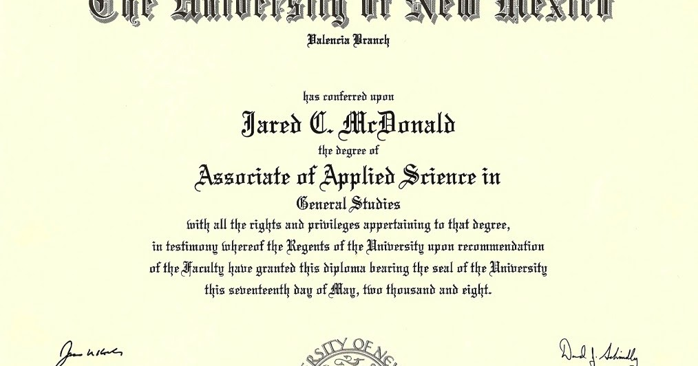 associates business degree