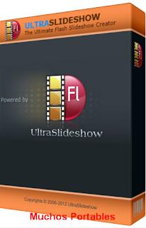 Ultraslideshow Flash Creator Pro Portable