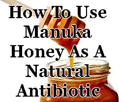 Garlic Natural Antibiotic