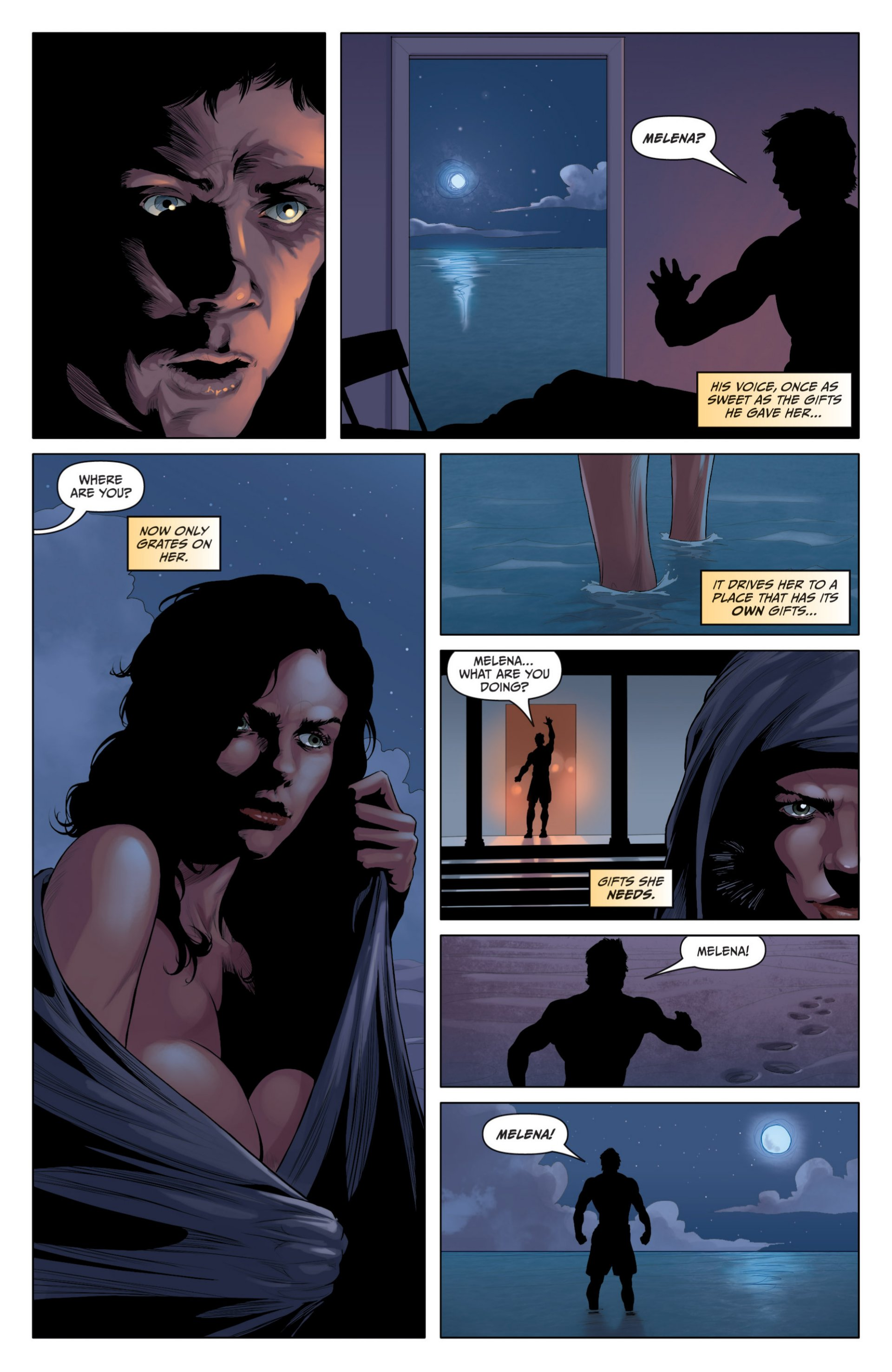 Grimm Fairy Tales (2005) Issue #82 #85 - English 8
