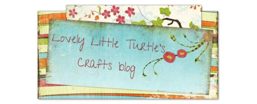 Lovely little turtle's crafts blog