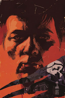 Cover of Dark Shadows #1 by Francesco Francavilla from Dynamite Entertainment