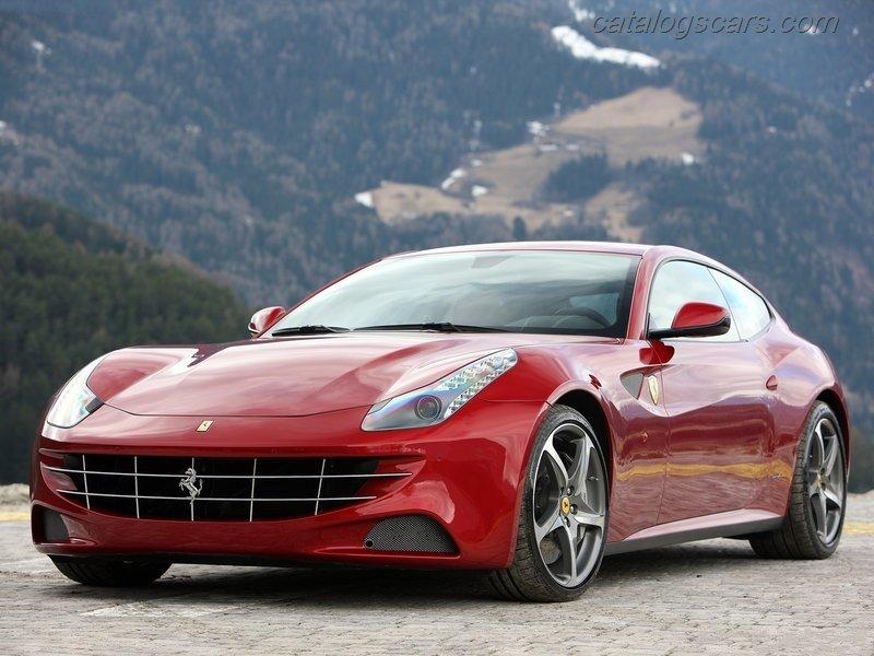 صور سيارة فيرارى FF 2014 - اجمل خلفيات صور عربية فيرارى FF 2014 - Ferrari FF Photos Ferrari-FF-2012-04.jpg