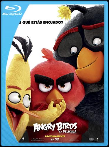Angry Birds: La Película (2016) BRrip 720p Latino