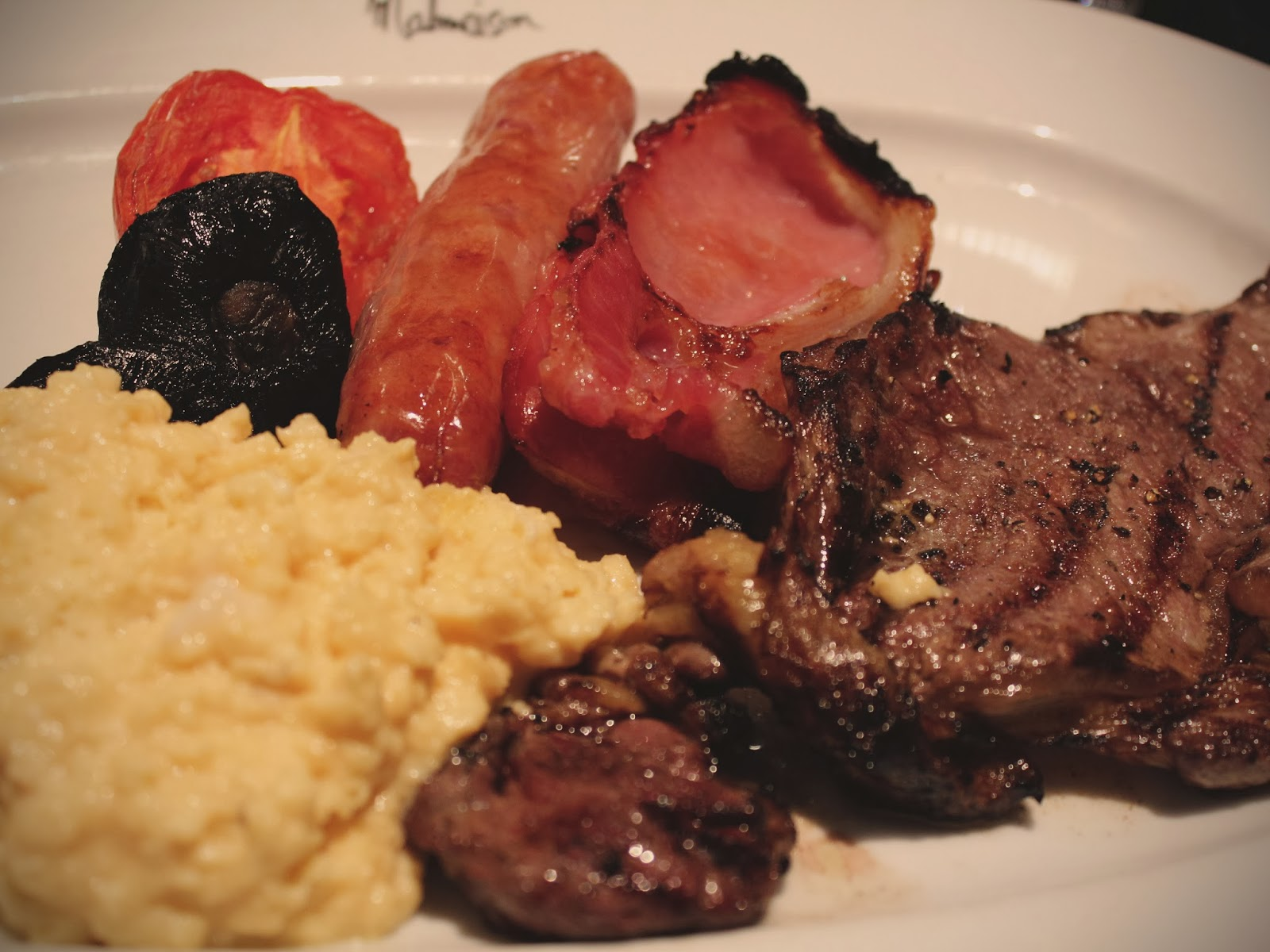 Big Brunch Breakfast at the Malmaison Hotel in Birmingham