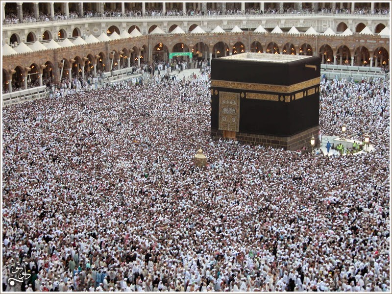 Umrah step by step guide