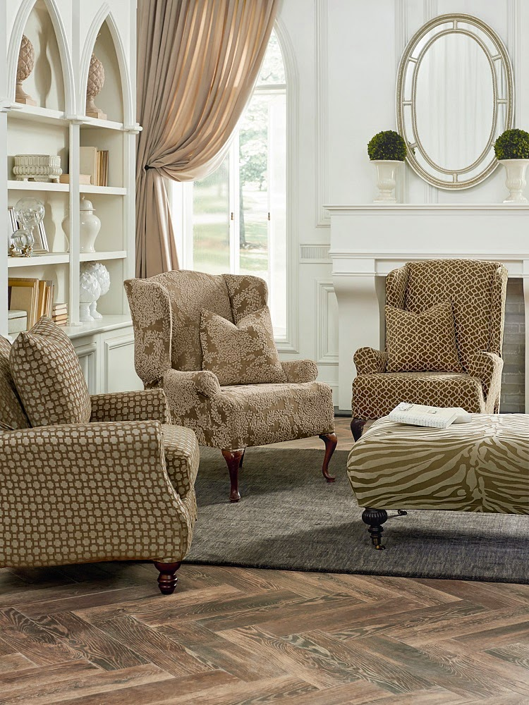 These 6 Pieces Of Colorful Furniture Are Absolute Must Haves: Sure Fit Slipcovers: The Accent Is On Style With On-Trend