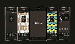 Spesifikasi LG Prada 3.0