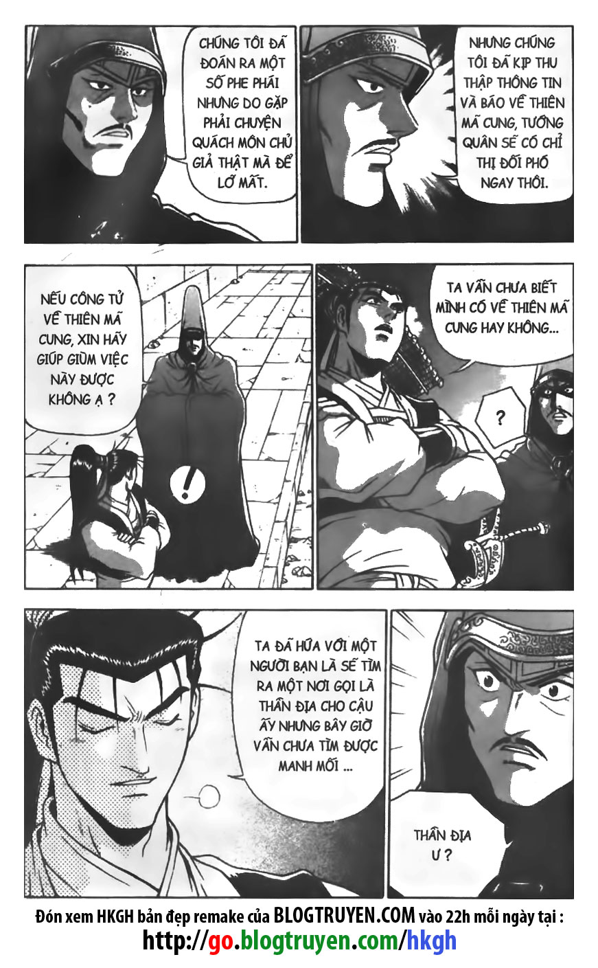 Hiệp Khách Giang Hồ chap 172 Trang 9 - Mangak.info