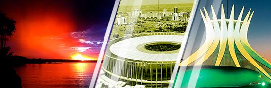 Locais Acessíveis em Brasilia
