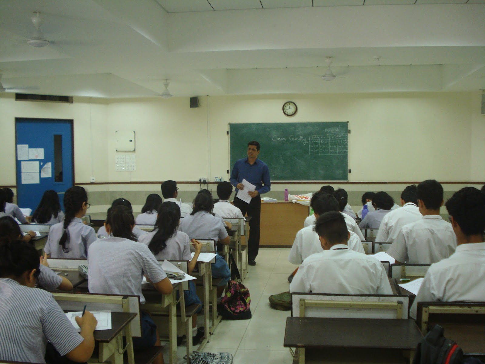 Aptitude Testing in Thane Hiranandani School