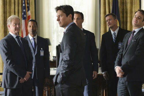 Season 4 Scandal is back in the US with episode 7