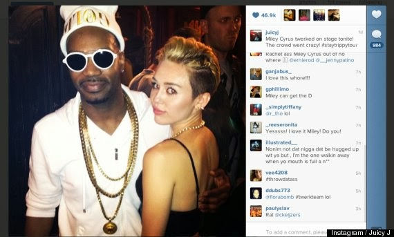 from Micheal miley dating juicy j