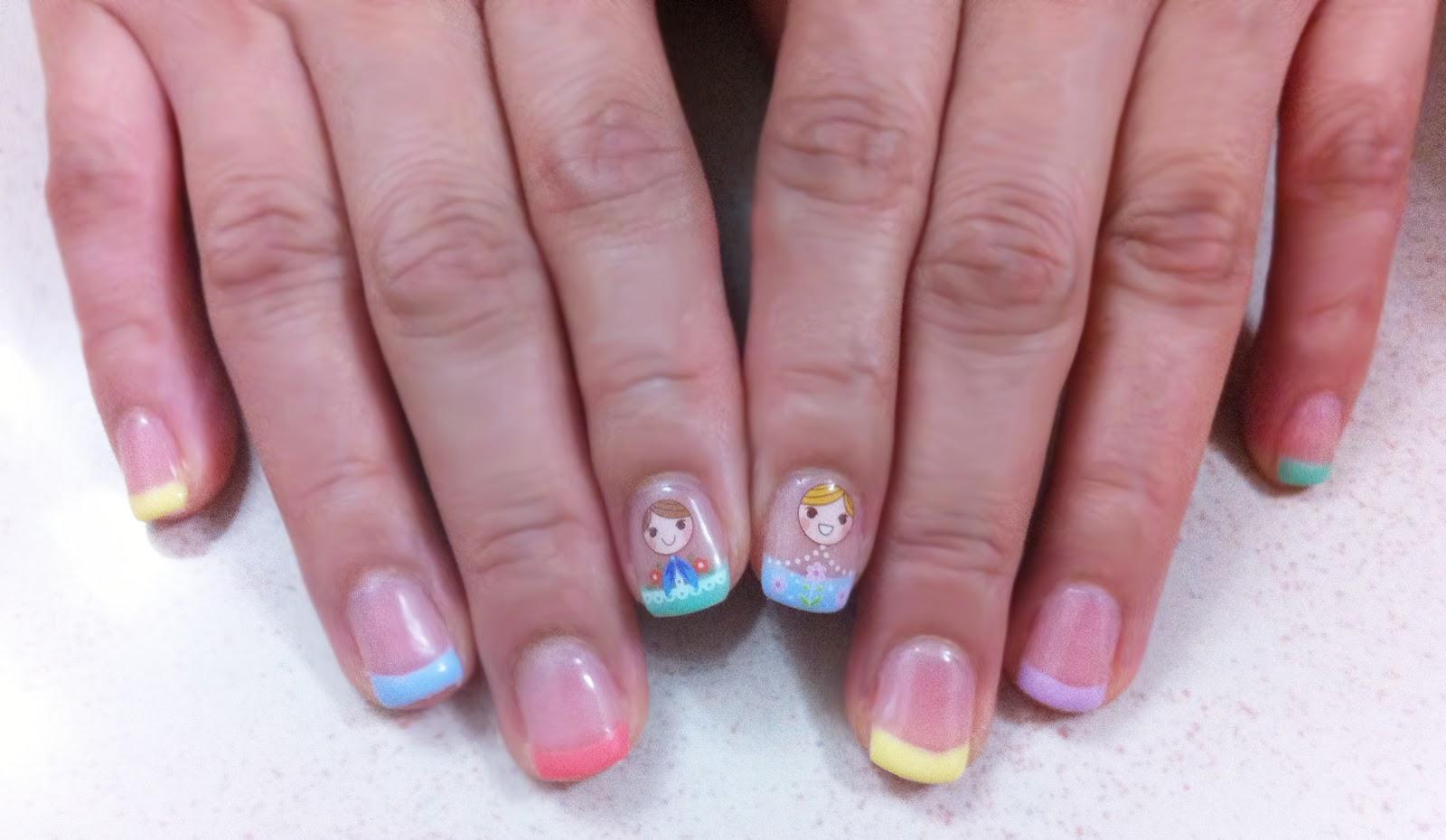 Kawaii Gel Nails