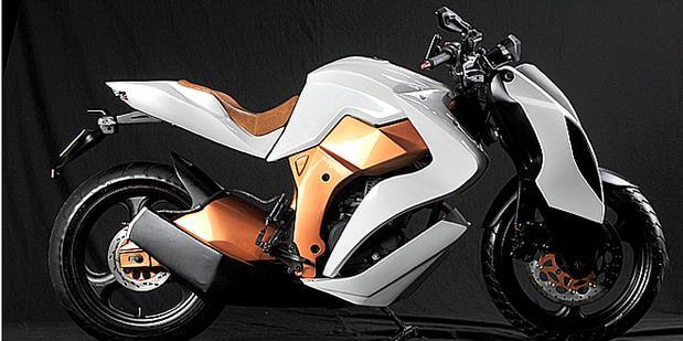 Gambar Modifikasi Yamaha New Scorpio Z