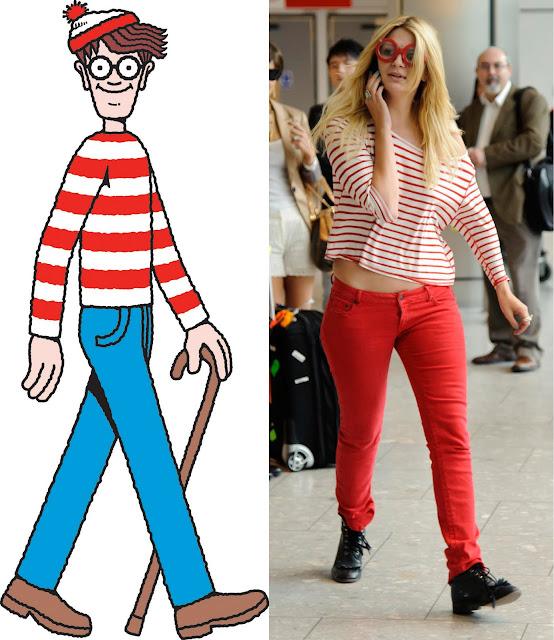 Mischa Barton Wheres Waldo