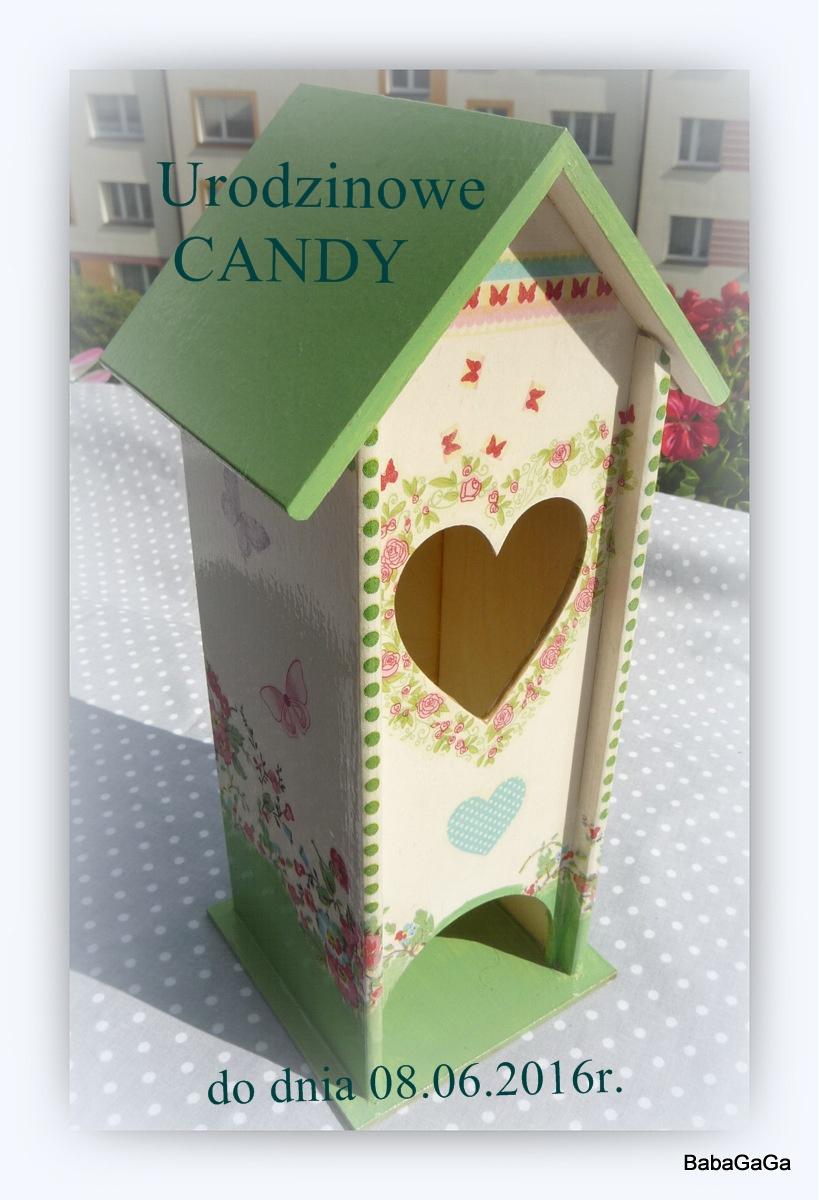 Candy u Babygagi