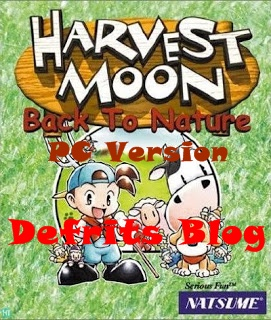 Download Game Harvest Moon Back To Nature For PC Full Version