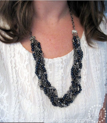 Eclectic Braided Necklace