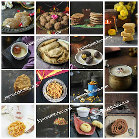 Diwali Sweets & Snacks Recipes