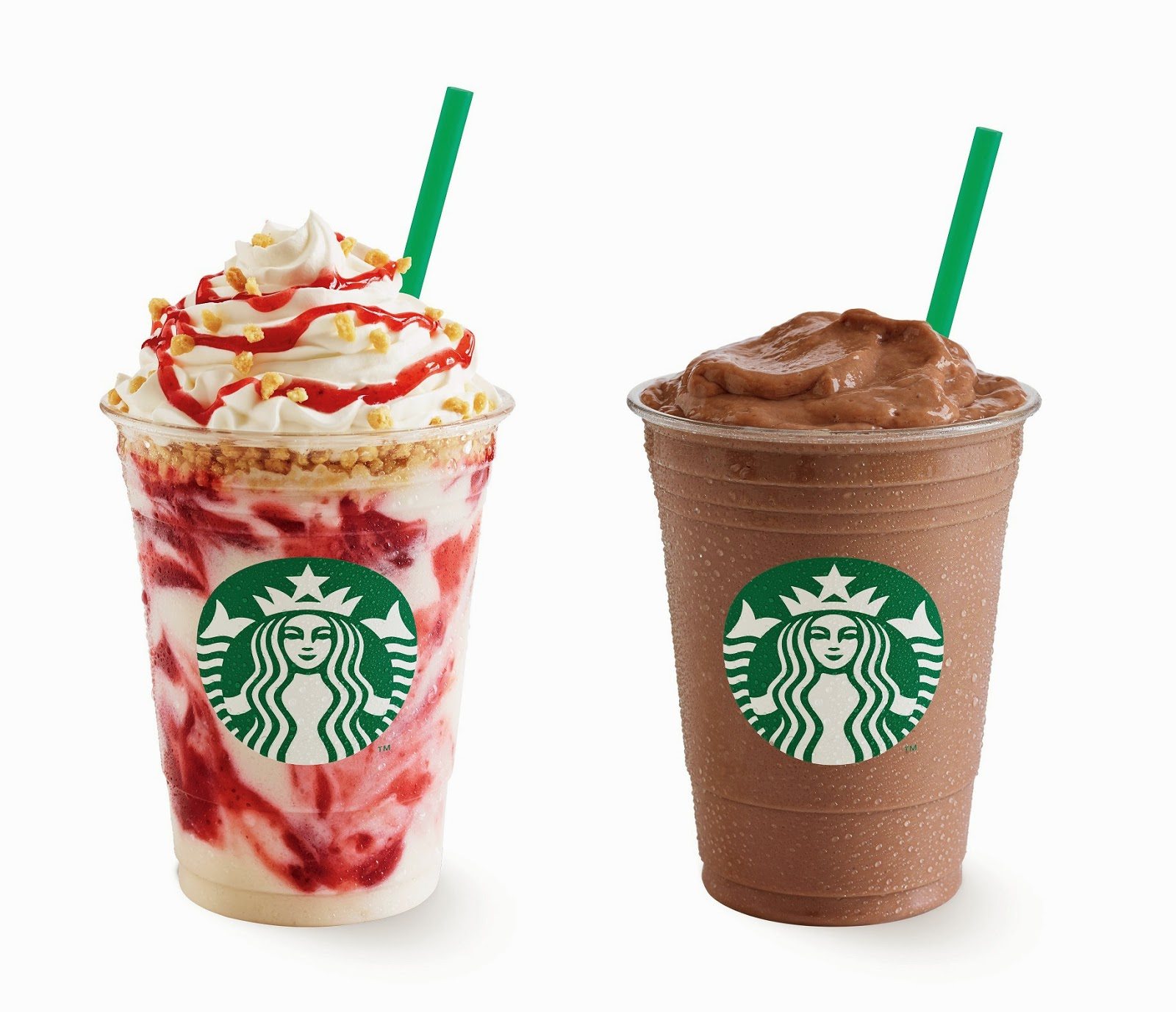 Starbucks Cold Drinks Can