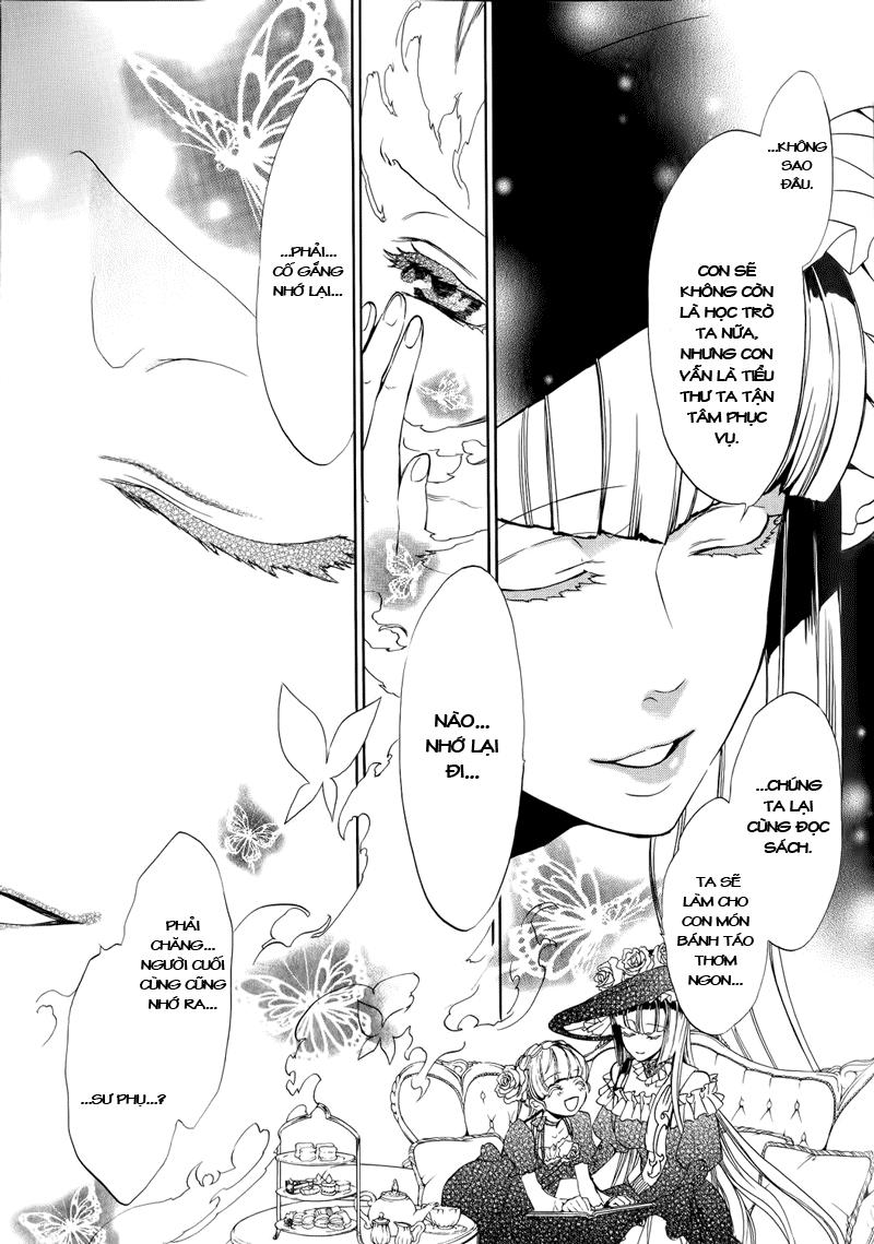 Umineko no Naku Koro ni Episode 3: Banquet of the Golden Witch chap 8 - Trang 18