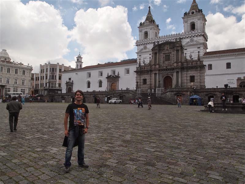 Iglesia y Convento de San Francisco de Quito